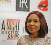 Night of the Stars Founder, Trish Hill